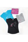 Camiseta Soulhorse cuello V