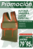 ALFORJA VAQUERA LUXOR ESPECIAL IMPERMEABLE