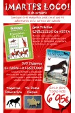 GUIA EJERCICIOS EN PISTA + DVD CABALLO LUSITANO + PEGATINA + PIN