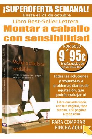 LIBRO MONTAR A CABALLO CON SENSIBILIDAD