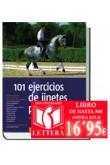 101 EJERCICIOS DE JINETES PROFESIONALES 1 VOL.