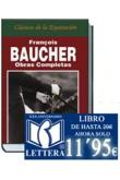 LIBRO OBRAS COMPLETAS DE FRANÇOIS BAUCHER