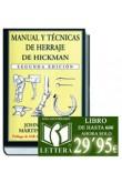 LIBRO MANUAL Y TÉCNICAS DE HERRAJE