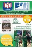 OFERTA PACK 3 CELEBRACION XXX ANIVERSARIO LETTERA