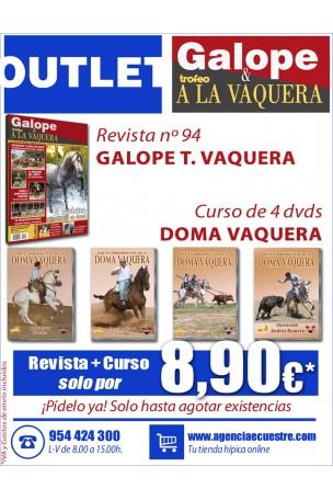OUTLET DOMA VAQUERA