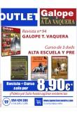 OUTLET ALTA ESCUELA Y PRE