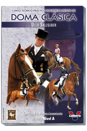 ADUS.Ulla Salzgeber I. Perfeccionamiento de Doma Nivel A