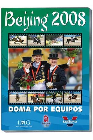 DVD JJ.OO 2008. Doma por Equipos