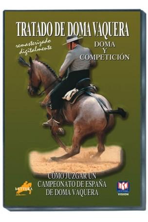 Cómo Juzgar un Campeonato de España de Doma Vaquera