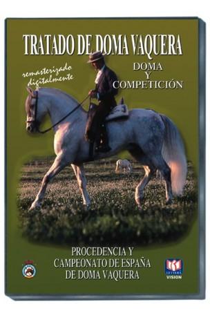 Procedencia y Cto. de España de Doma Vaquera