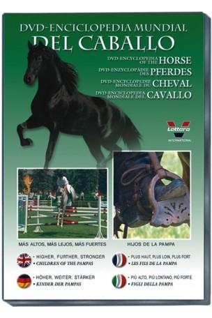 Dvd Enciclopedia Mundial del Caballo 05