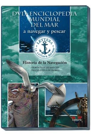 Dvd Enciclopedia Mundial del Mar 03