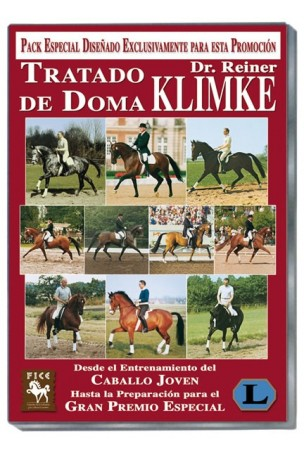 DVD's Tratado de Doma R.Klimke