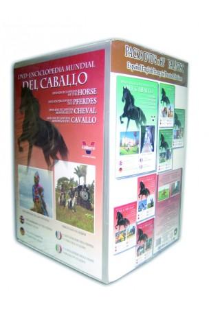 Dvd Enciclopedia Mundial del Caballo