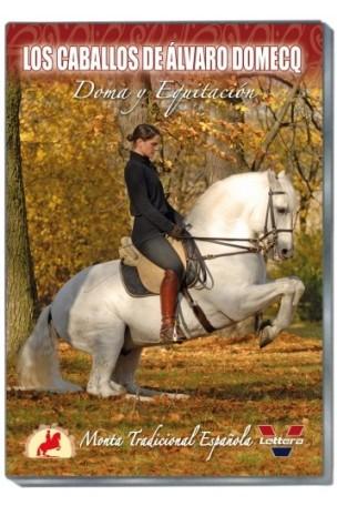 DVD Los Caballos de A. Domecq