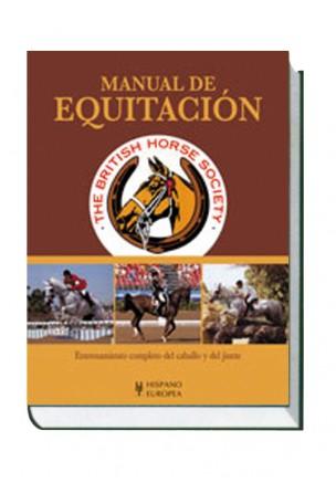 MANUAL DE EQUITACION BHS