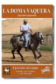 Doma Vaquera Ejercicio a ejercicio. 06) EJERCICIOS AL GALOPE. Galope en círculos y en trocado.
