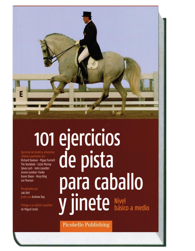 101 Ejercicios de pista para caballo y jinete - Agencia Ecuestre bca892fc592