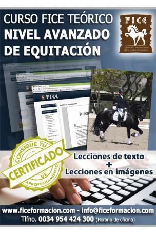 Material Docente. Curso FICE de Equitación en España