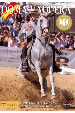 XLVIII CAMPEONATO DE ESPAÑA DE DOMA VAQUERA 2019 ALMONTE