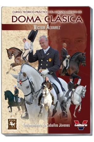ADVA. Víctor Álvarez I. Entrenamiento de Caballos Jóvenes