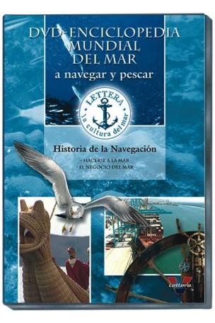 DVD Enciclopedia Mundial del Mar 09