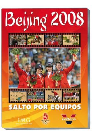 JJ.OO Beijing 08. Salto por Equipos